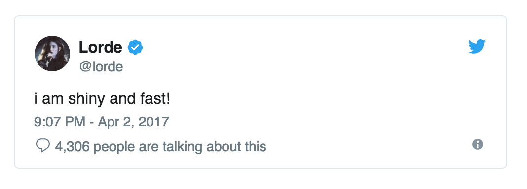 twitter testing a feature that shows how many are 'talking tweets by poppy southcott tweets #14