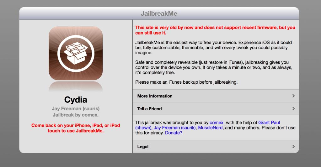 iOS jailbreak repositories close as user interest wanes | TechCrunch