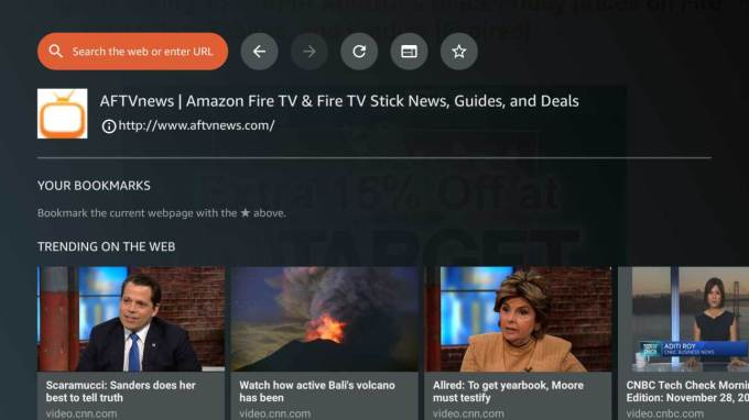 Amazon adds its Silk web browser to Fire TV | TechCrunch