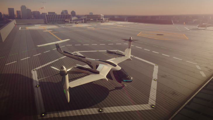This Is Uber S Plan To Deliver On Flying Cars Techcrunch
