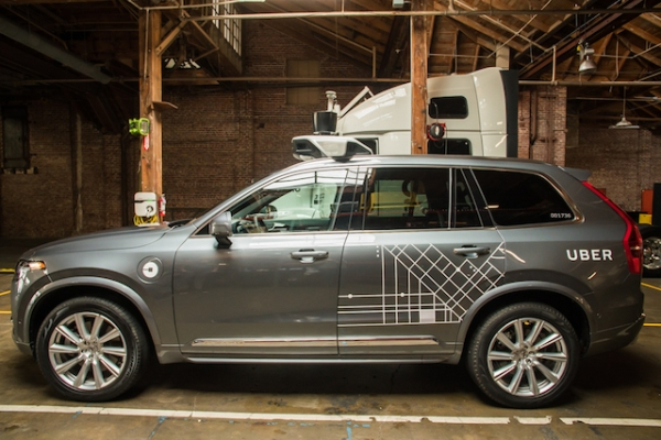 Government agencies react to Uber's fatal self-driving car accident