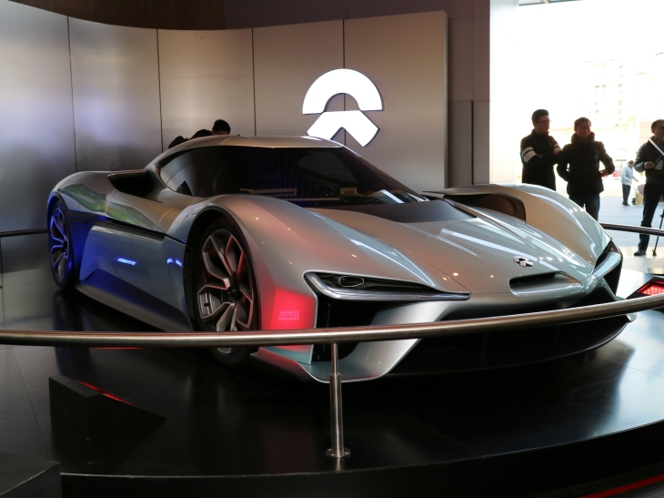 Chinese electric vehicle maker NIO more concerned with user