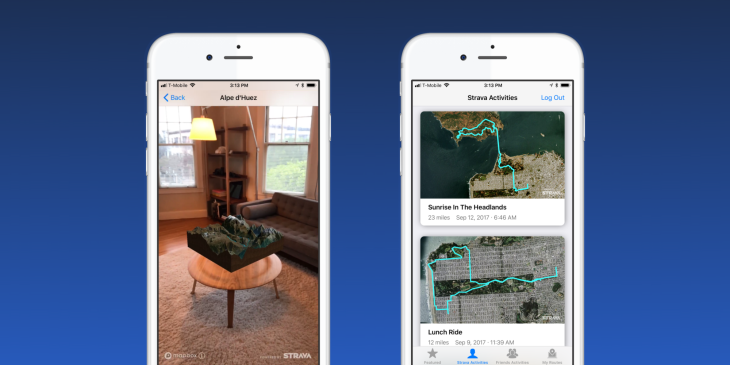 Mapbox acquires augmented reality activity tracking app