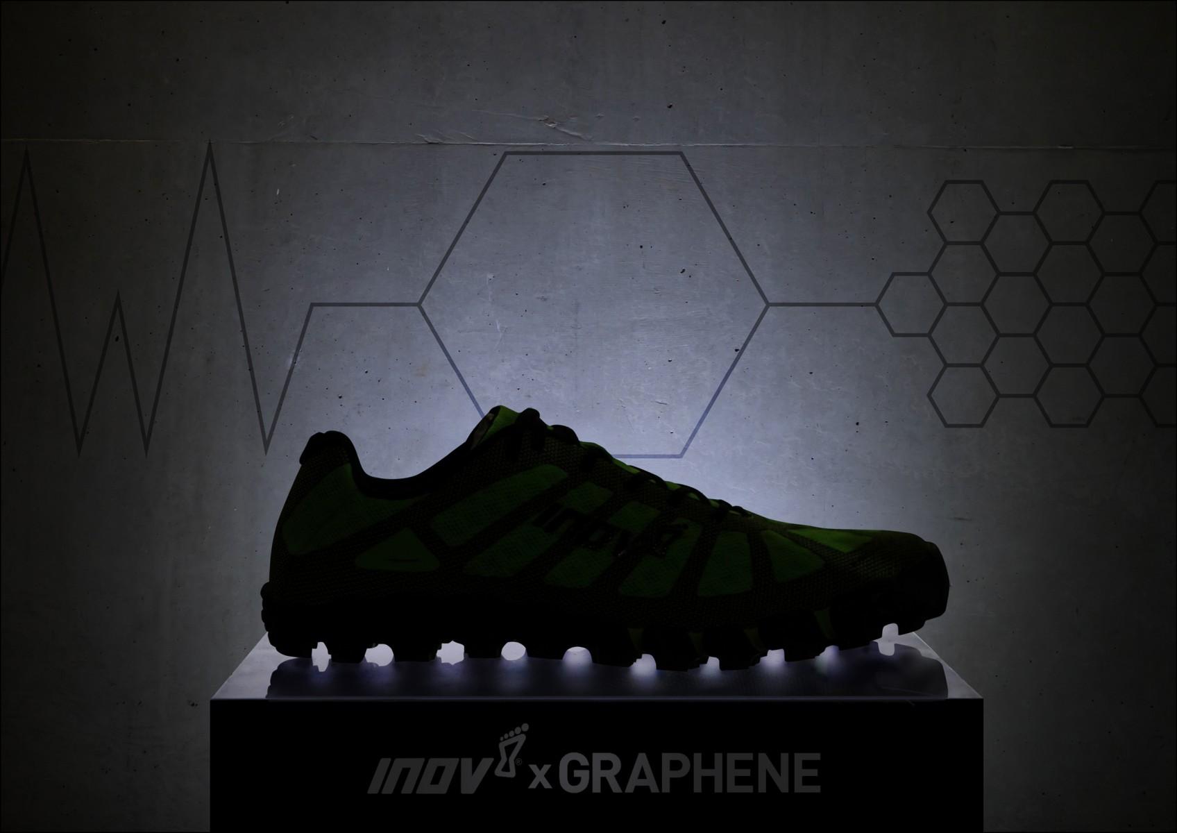 ffd1a6b8 Graphene running shoes will hit the market next year | TechCrunch