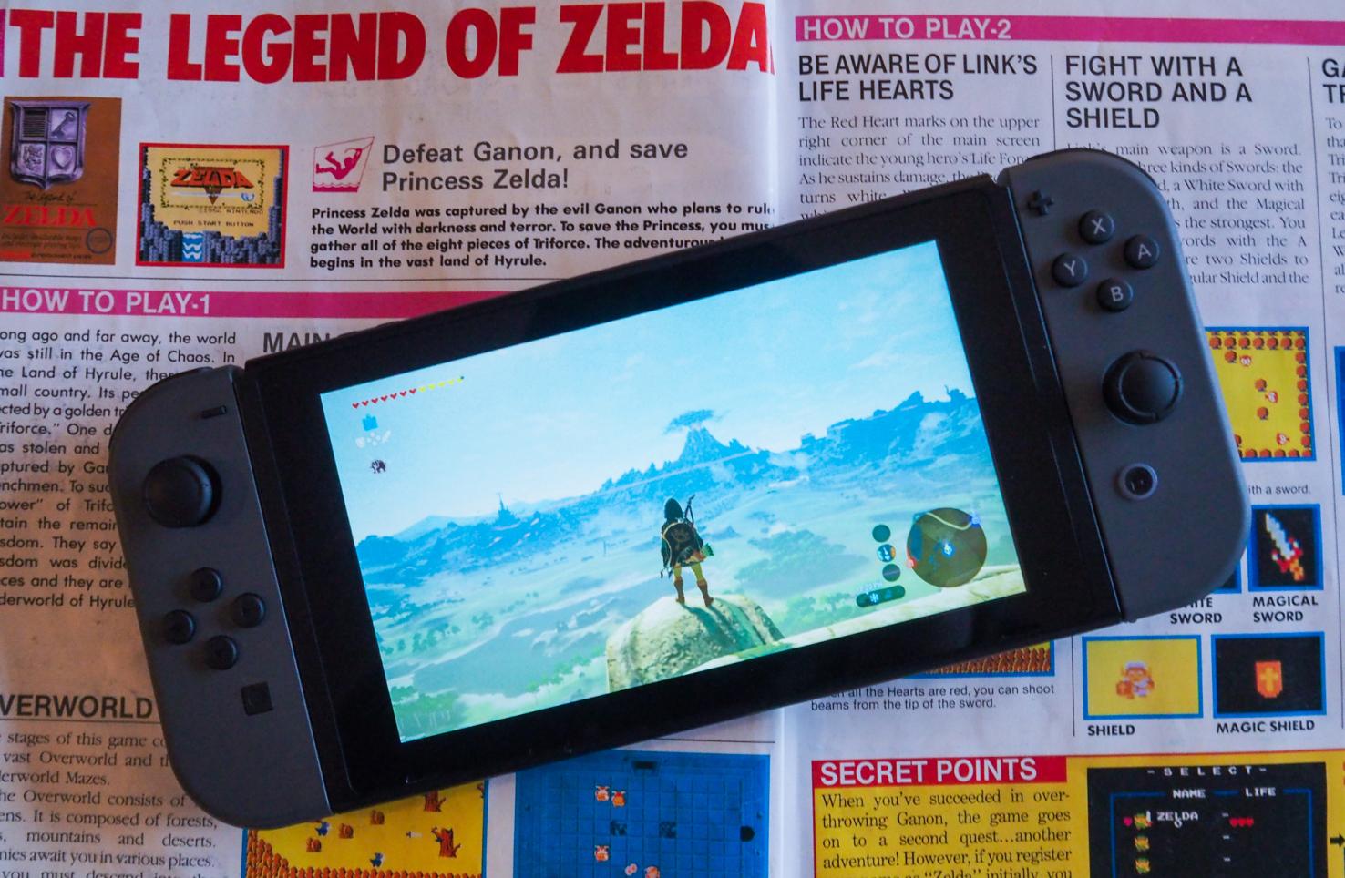 Nintendo posts $958M profit but cuts Switch target despite strong