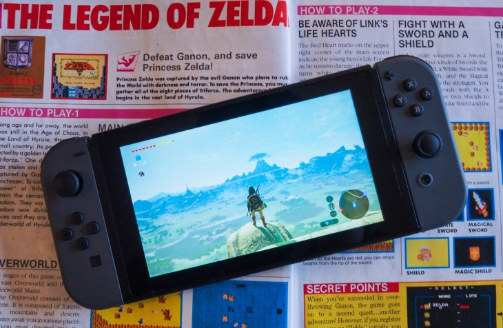 Nintendo posts $958M profit but cuts Switch target despite strong