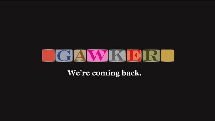 Gawker Is Relaunching In Early 2019 Techcrunch