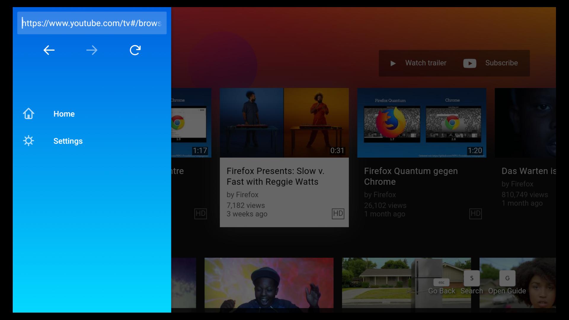 Firefox lands on Amazon's Fire TV | TechCrunch