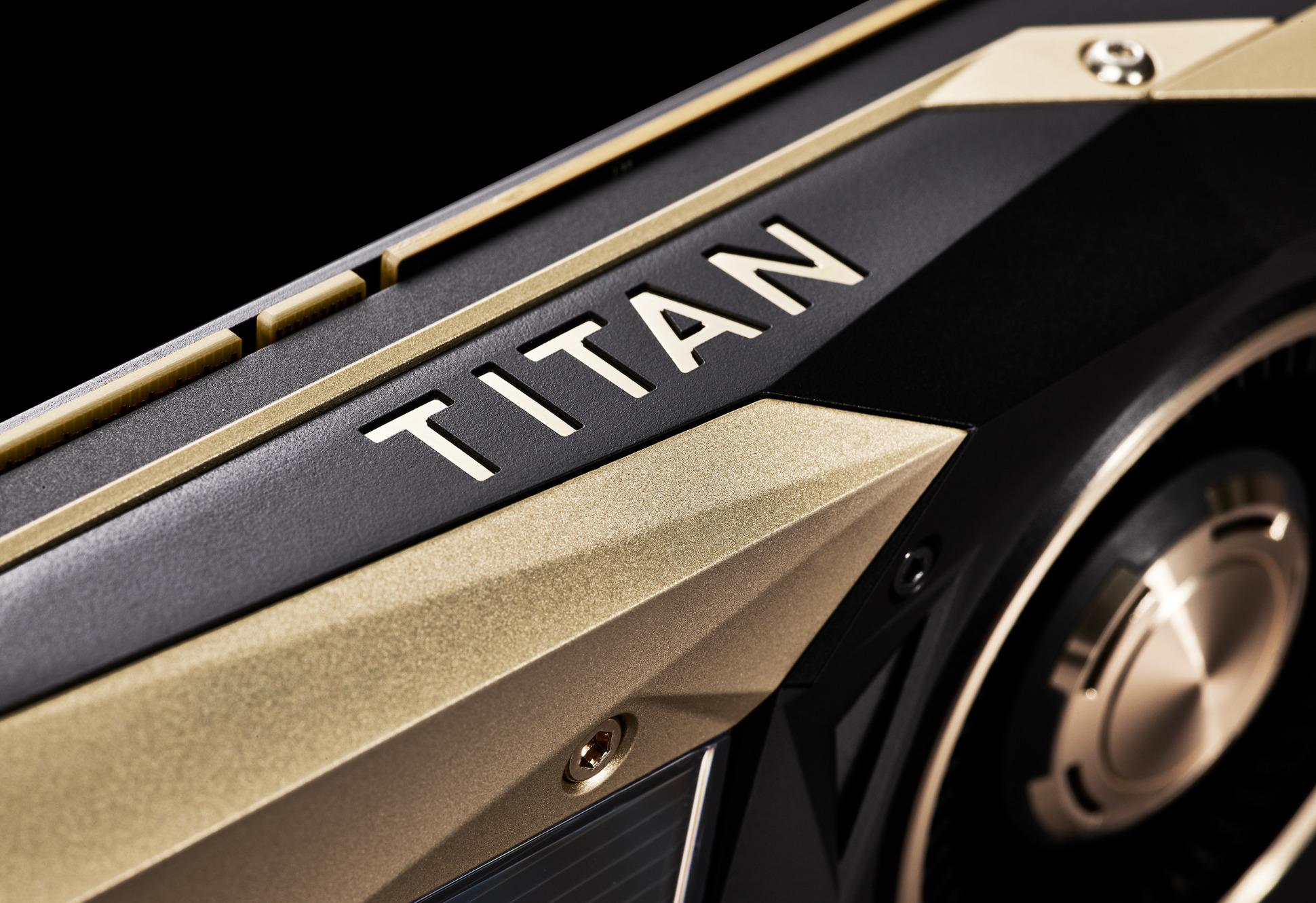 Nvidia's $2,999 Titan V is a 110 teraflop GPU for AI processing