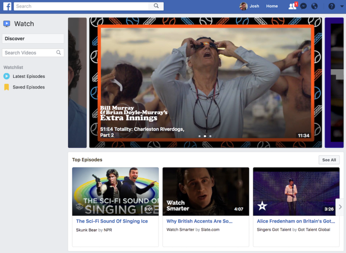 Facebook adds free TV shows Buffy, Angel, Firefly to redefine Watch facebook watch