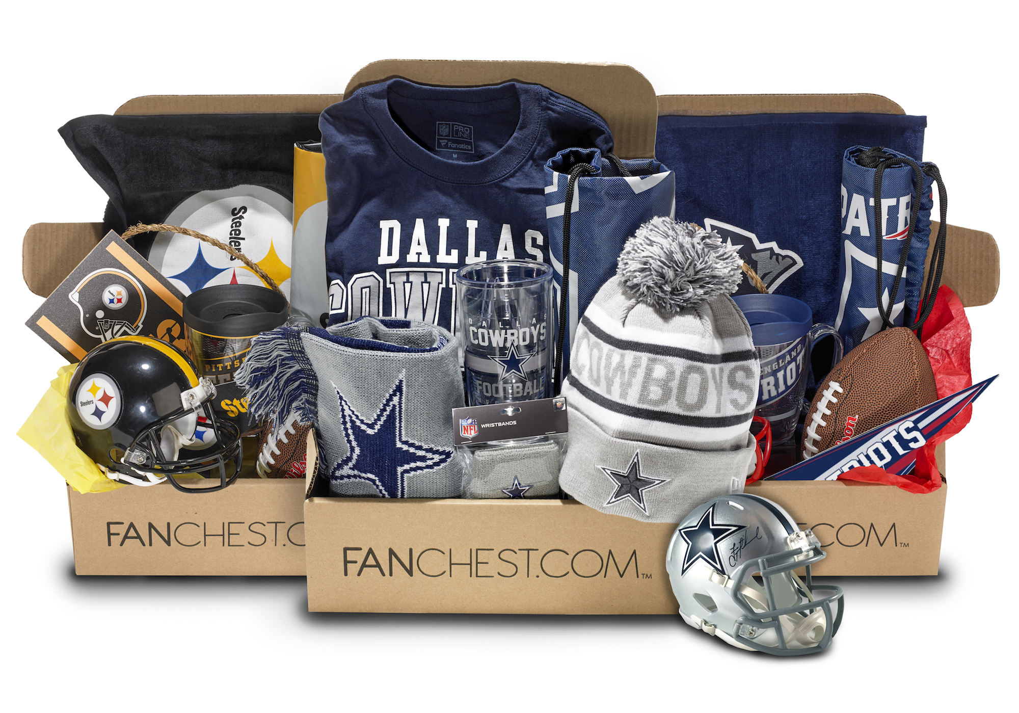 Fanchest raises $4M in seed funding to become the best gift for sports fans | TechCrunch