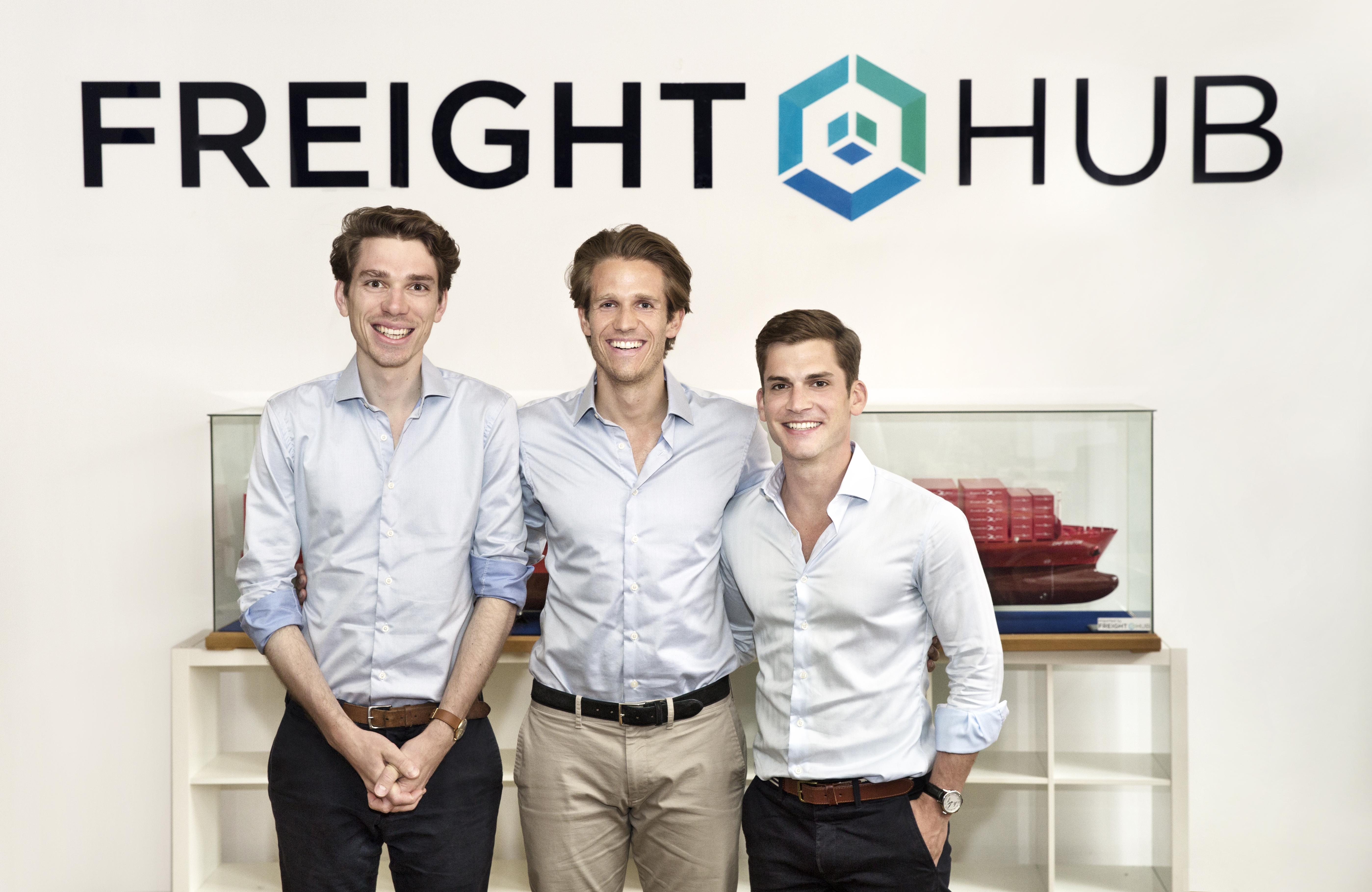 FreightHub, a European 'digital freight forwarder', scores $20M