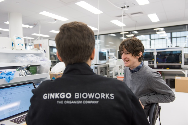 Ginkgo Bioworks Secures 275 Million In Series D Valuing The