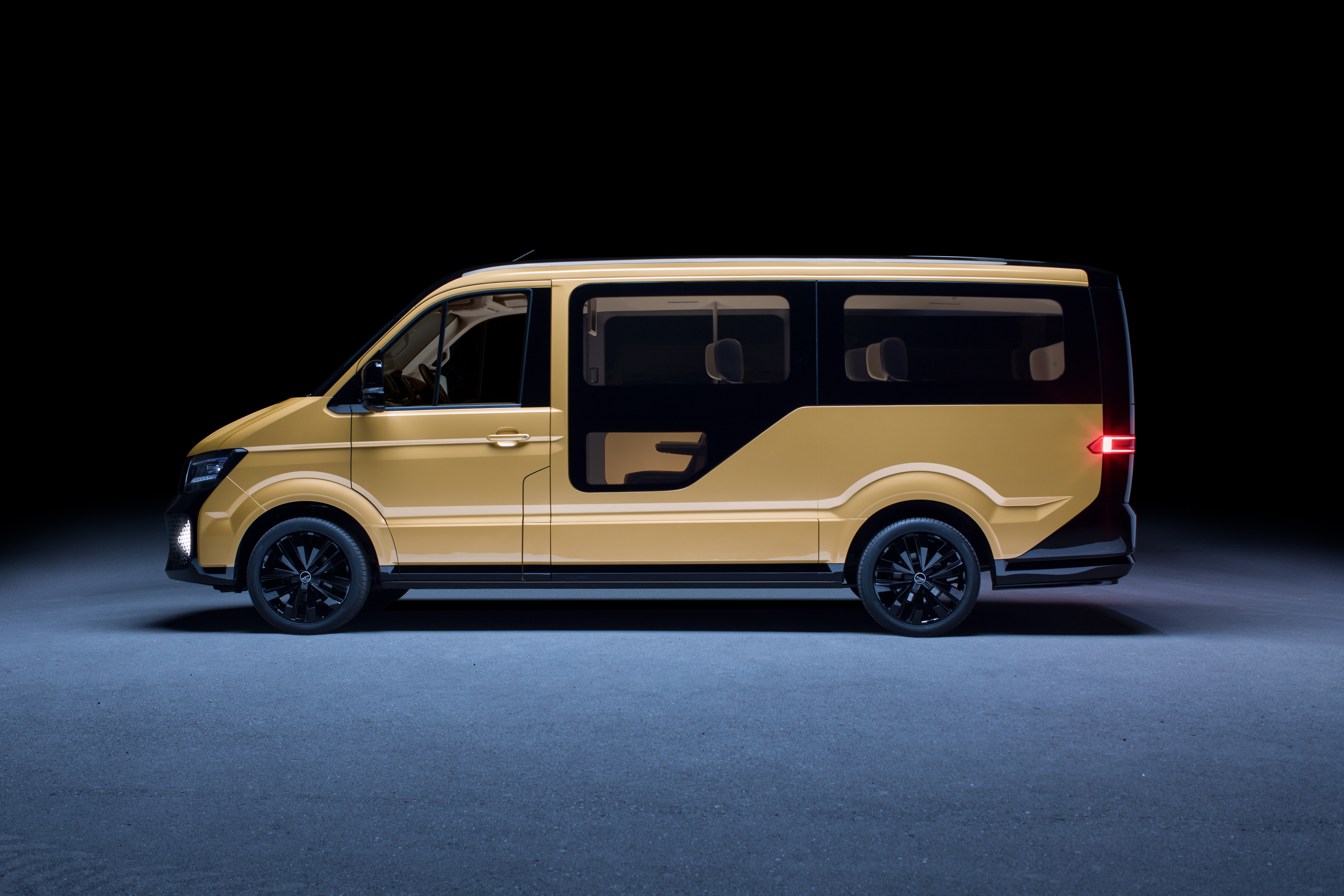 Volkswagen's MOIA debuts its all-electric rideshare ...