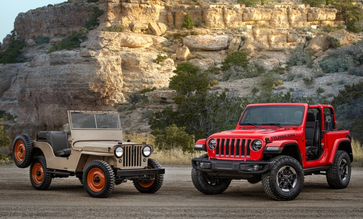 There Will Be A Plug In Hybrid Jeep Wrangler In 2020