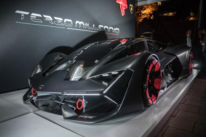 Lamborghini S Ev Initiatives Seem To Lack A Spark Techcrunch