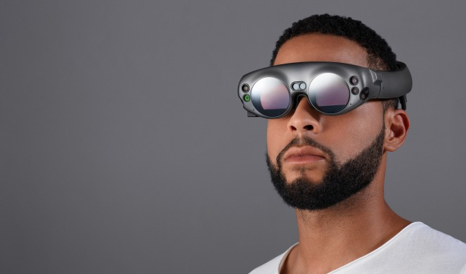 Apple is reportedly building an insane '16K' VR headset magic leap one b57ca9e203ff7d82143811866148b89c