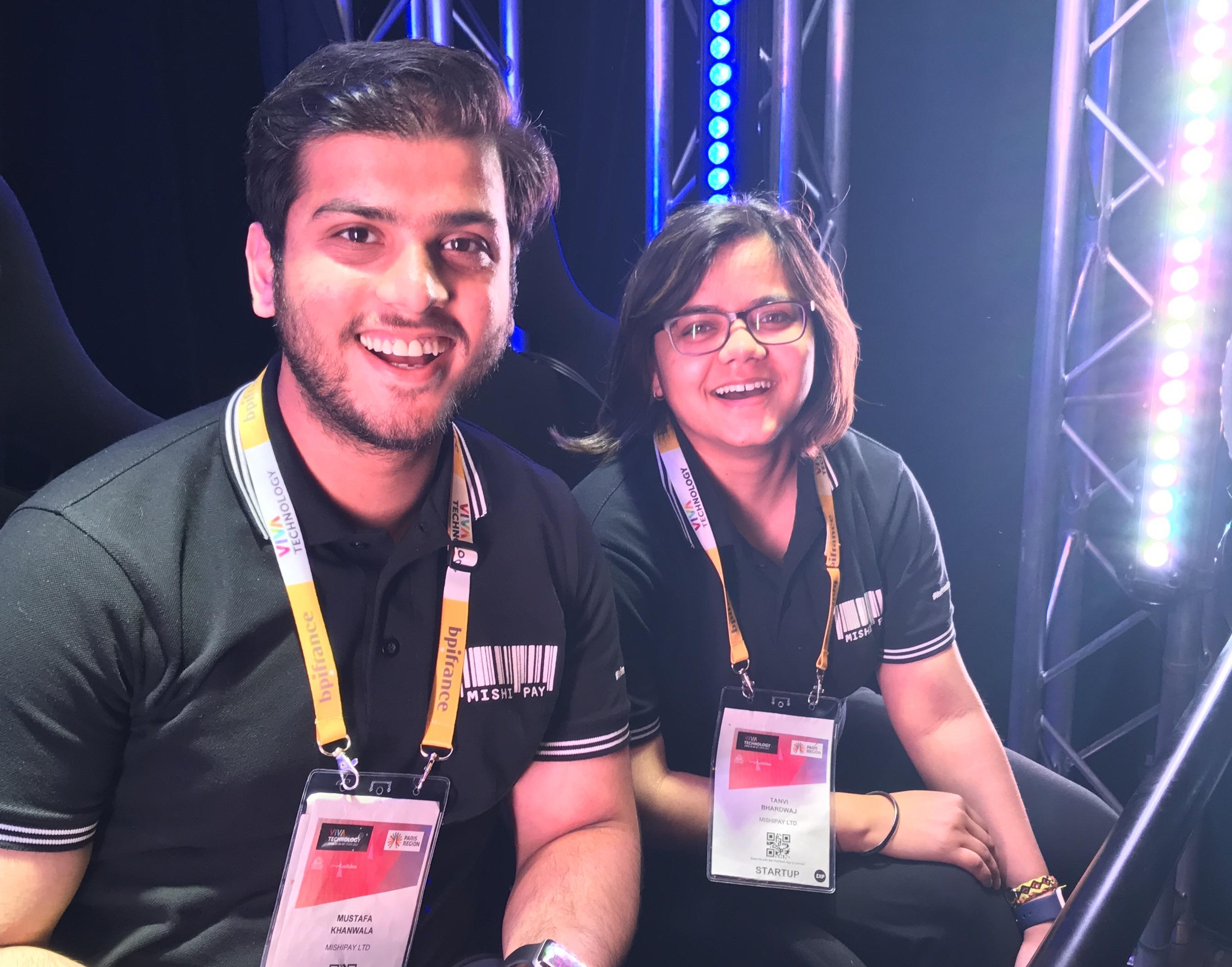 MishiPay raises £1 6M led by Nauta Capital for its mobile