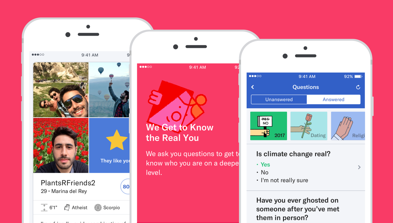 Online dating safety tips okcupid app
