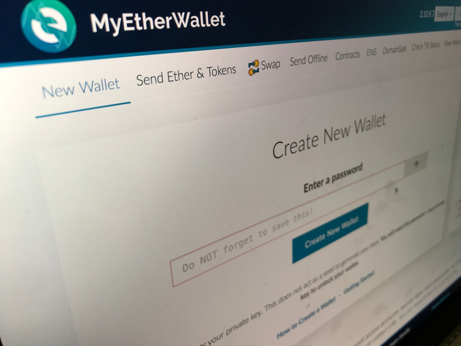 Popular crypto service MyEtherWallet hit by attack after Hola VPN