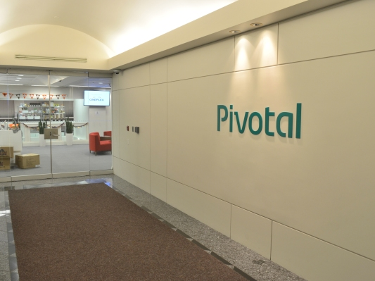 Pivotal CEO talks IPO and balancing life in Dell family of companies pivotalsoftware2