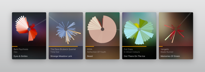 Plexamp, Plex's spin on the classic Winamp player, is the