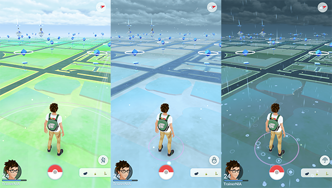 Pokémon GO's gameplay will soon change based on the real world