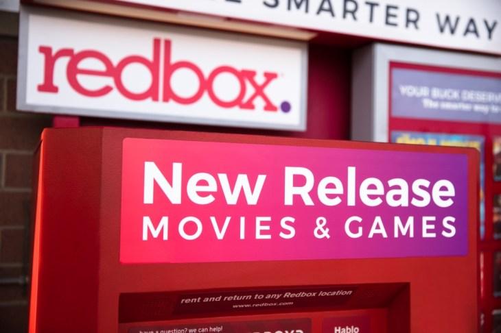 redbox kiosk - Redbox Christmas Movies