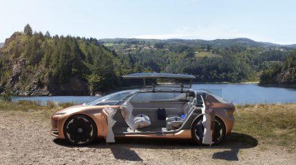 Devialet Built A Car Audio System For Renault S Symbioz Concept Car