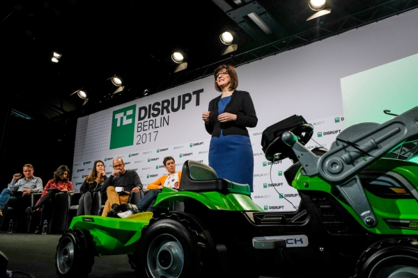 Investors: Prospect for early-stage startup gold at Disrupt Berlin 2019 – TechCrunch