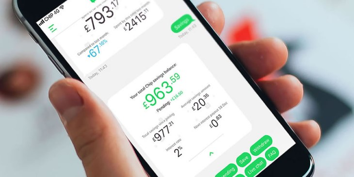 Chip, the chatbot savings app, raises over £1M in crowdfunding with