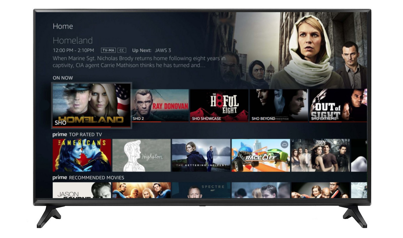 Amazon Fire TV becomes an interface for Live TV with select