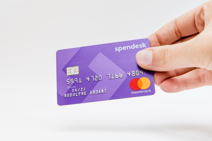 Spendesk raises 99 million to build your next corporate card cc0a5479 colourmoves