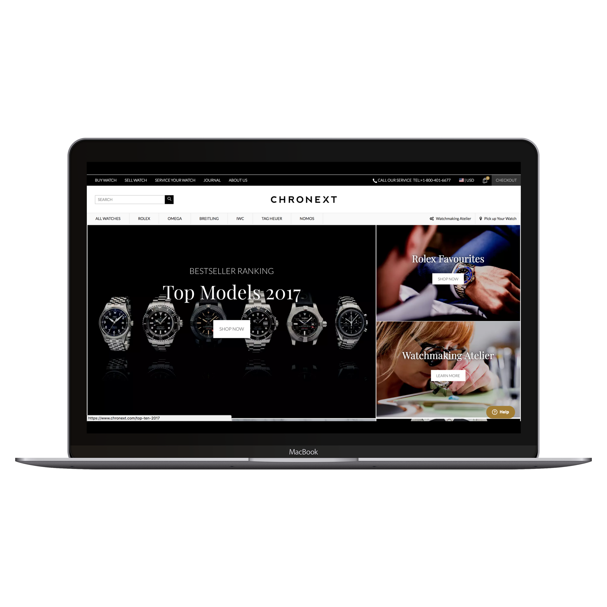 Chronext raises $34 million to bring nice watches to your