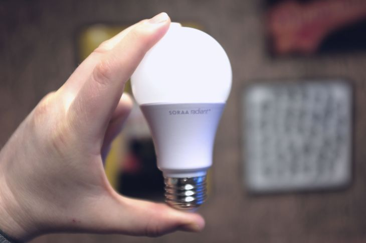 Soraa S New Light Bulbs Skip The Smart Home And Focus On The