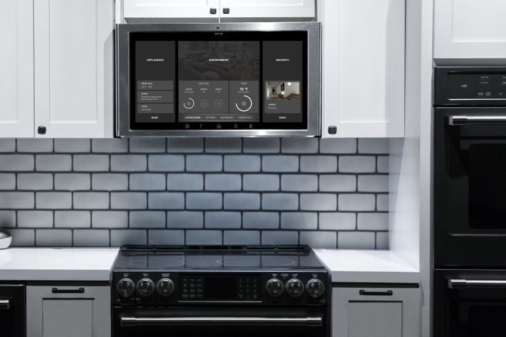 GE wants to put a screen in your kitchen, so family and friends ...