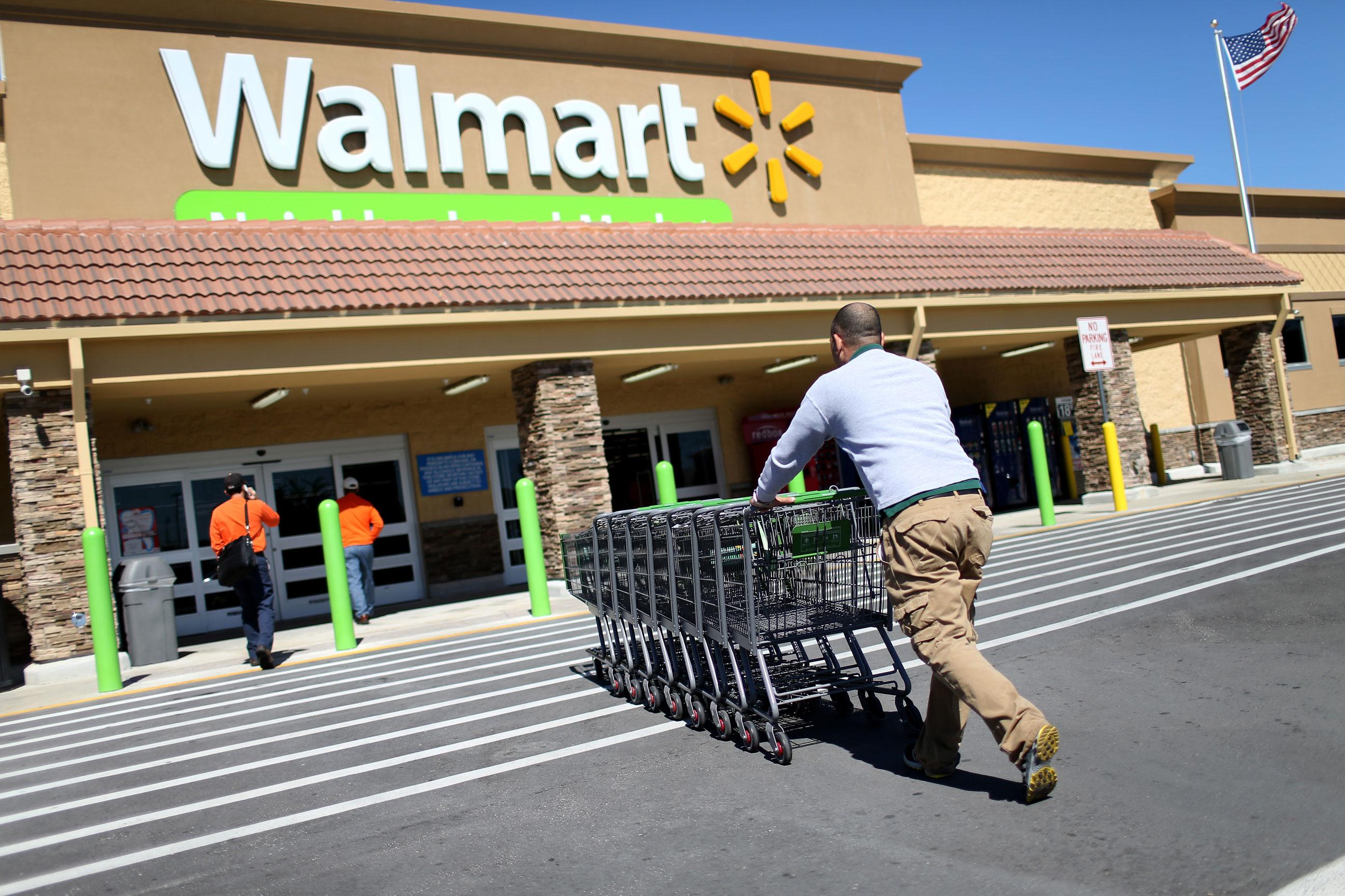techcrunch.com - Brian Heater - Walmart enlists Microsoft cloud in battle against Amazon