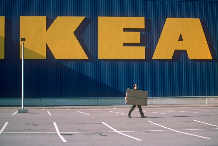 The legacy of Ikea founder Ingvar Kamprad, who passed today