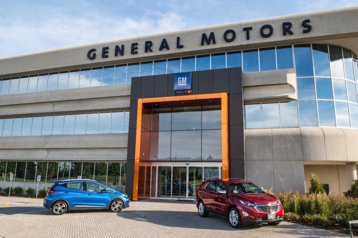 gm launches a new dedicated tech center in canada techcrunch