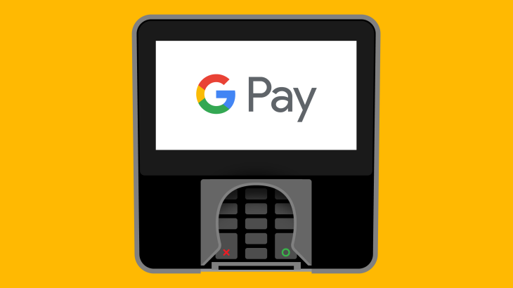Say goodbye to android pay and hello to google pay techcrunch google pay card reader stopboris Gallery