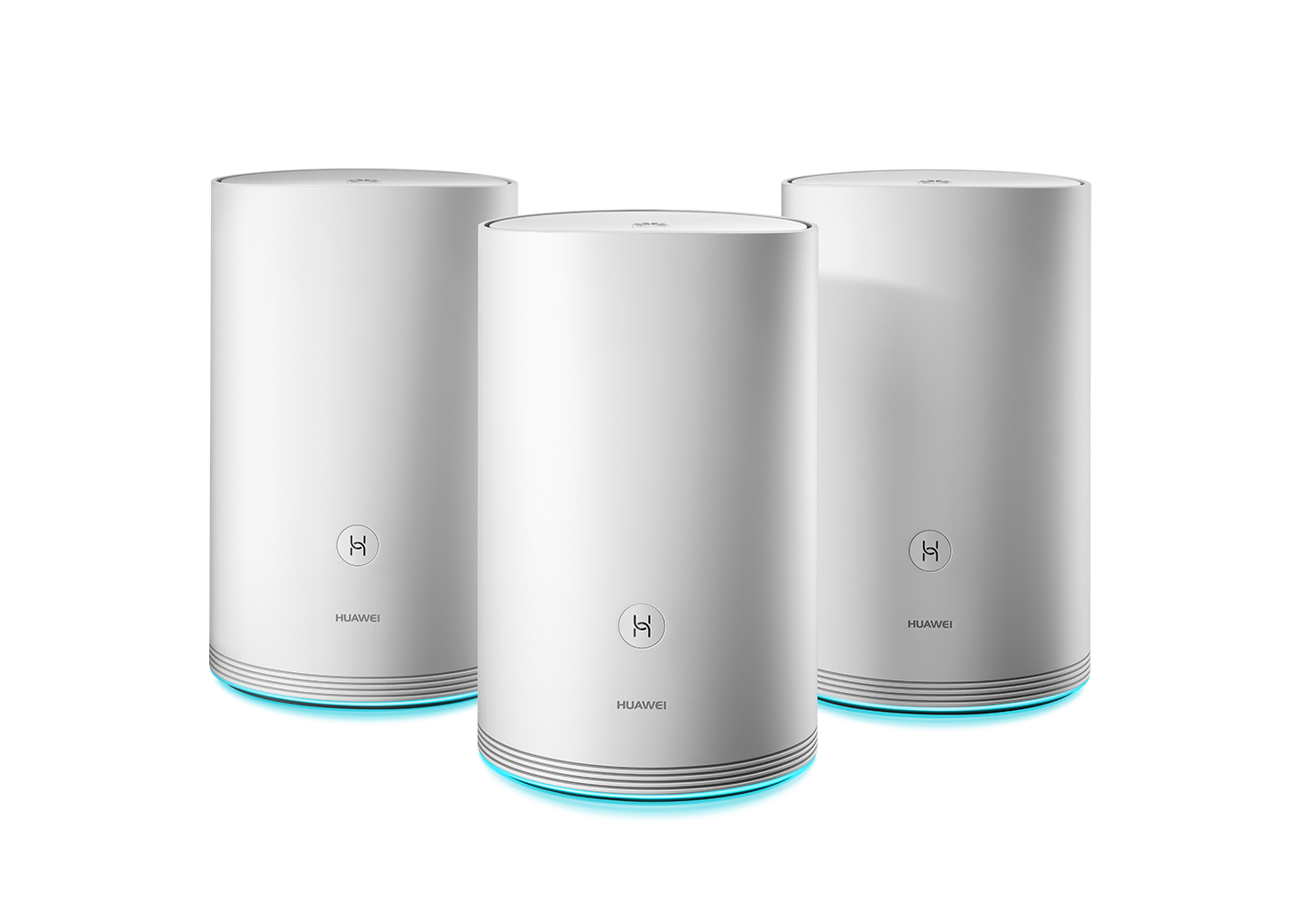 Huawei's new whole-home Wi-Fi system combines Powerline and mesh