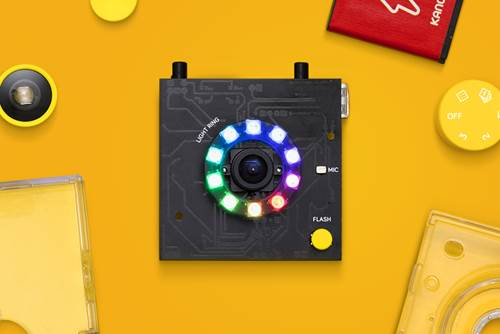 Kanos latest gadget a build it yourself camera for custom photo after raising 28 million last november to add more firepower to its growth kano is unveiling the newest addition to its range of build it yourself gadgets solutioingenieria Images