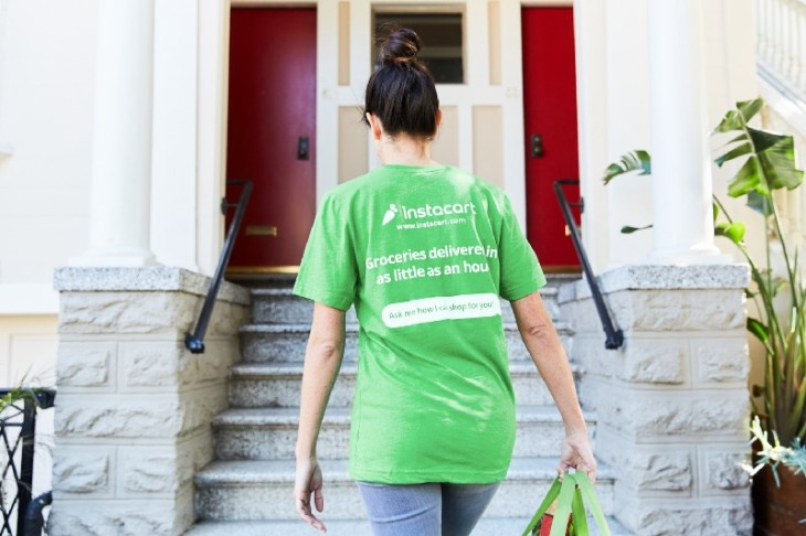 Instacart has raised another $200M at a $4 2B valuation