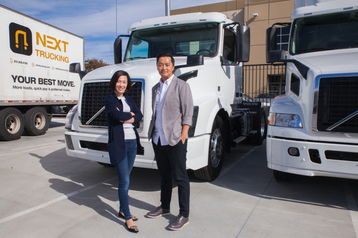 Trucking logistics company NEXT Trucking takes in a $21