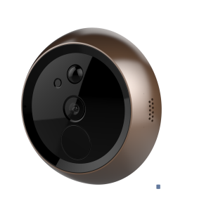 EZVIZ's 'Lookout Smart Door Viewer' turns a peephole into a smart