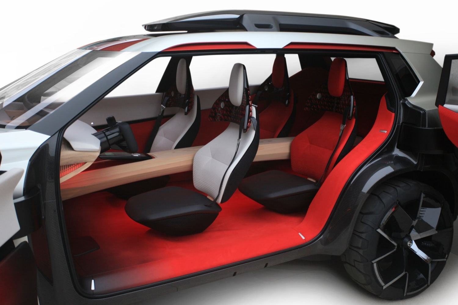 Nissan Xmotion concept blends sci-fi and serenity – and includes a ...