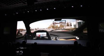 Nvidia debuts new Drive Constellation simulated self-driving