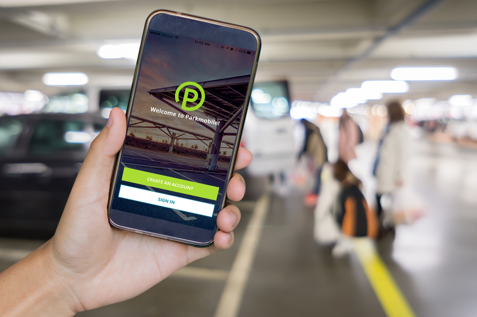 Bmw Garage Amsterdam : Bmw acquires parkmobile parking app to help tackle city traffic