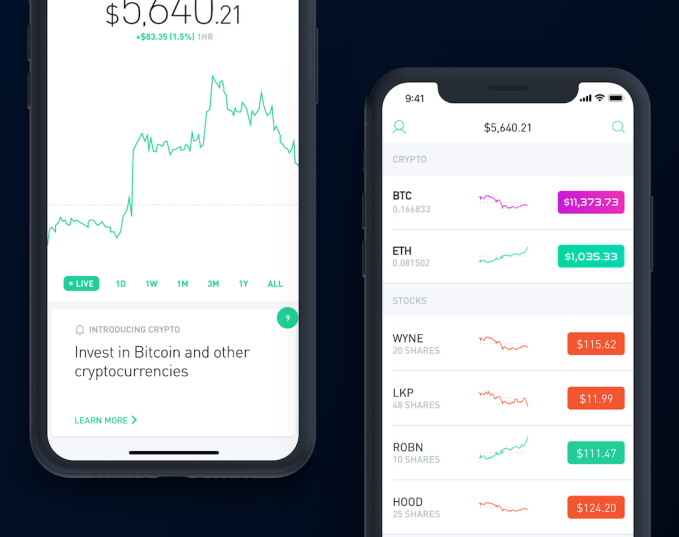 app trade cryptocurrency
