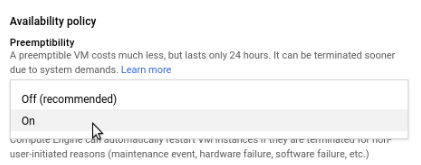 Google Cloud launches preemptible GPUs with a 50% discount | TechCrunch